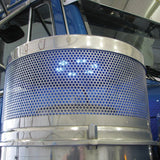 5 Inch Star LED Lights For 13 Inch Donaldson Air Cleaner