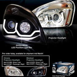 Freightliner Cascadia Projection Headlight