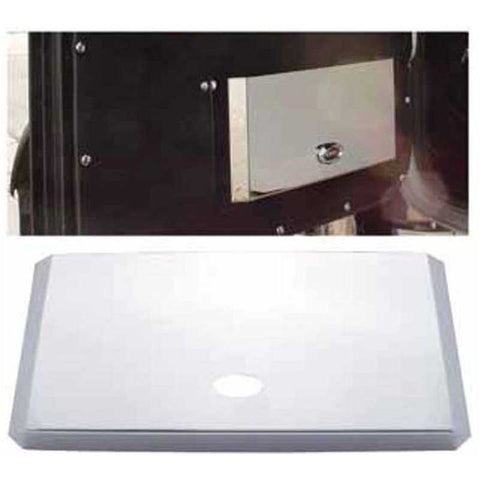 Peterbilt Stainless Door Pocket Cover