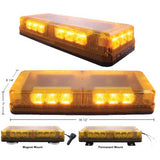 18 High Power LED Mini Strobe Warning Bar