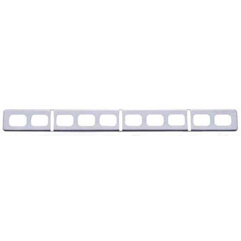 Freightliner Stainless Button Panel Trim Cover