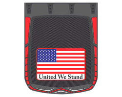 "United We Stand  - Mud Flaps 24"" x 30"""