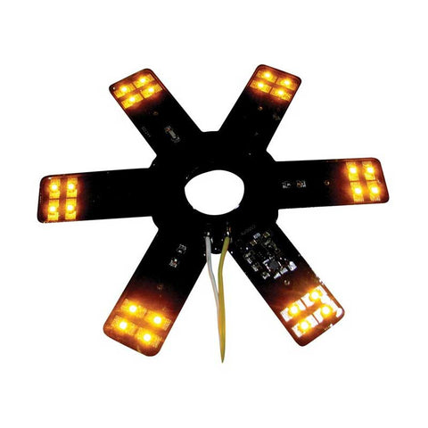 "8"" Star LED Lights For 15"" Donaldson & Vortox Air Cleaners"