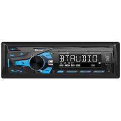 Dual Audio Video - Digital Media Receiver with Bluetooth®, Front AUX and USB