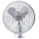 "6"" Steel Blade Heavy Duty Fan - 12V"