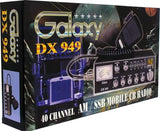 Galaxy DX-949 Mobile CB Radio