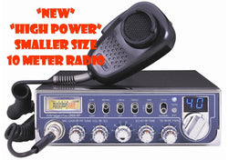 Mirage MX36HP2 50 Watt Compact 10 Meter Radio with Echo and Talkback