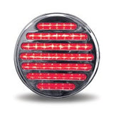 "4"" Dual Flatline LED - Red / White"