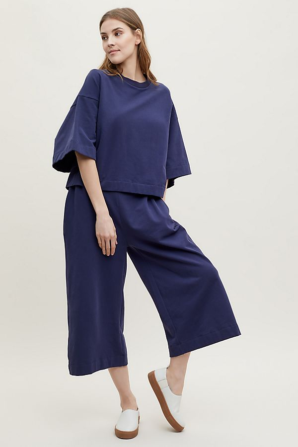 Henrika Wide-Leg Trousers