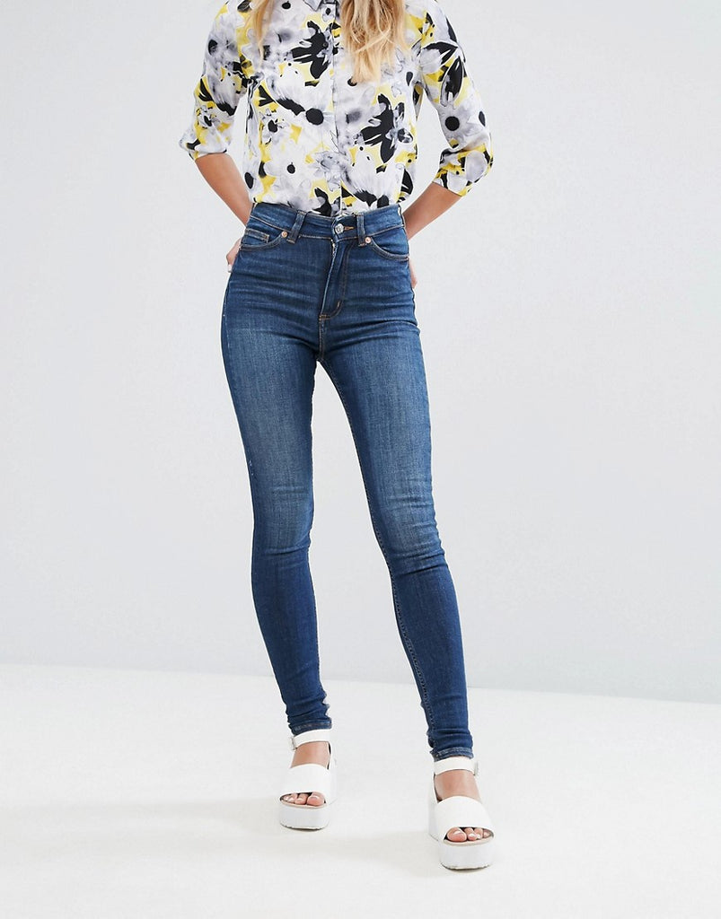 Oki Skinny High Waisted Jeans