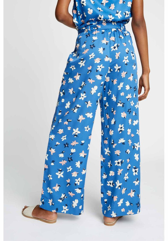 Susie Trousers in Floral