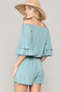 Sweet Escapes Romper