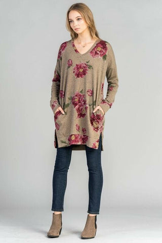 Abbey Garden Sweater
