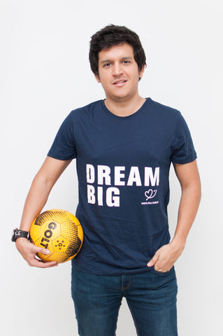 "Camiseta FCC ""Dream Big"" (Hombre)"