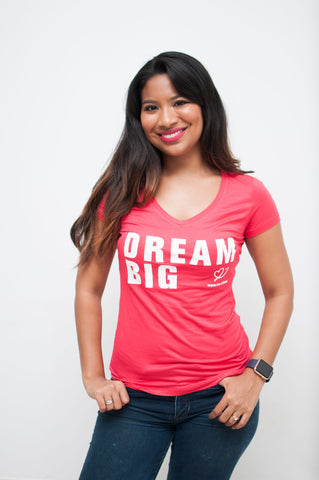 "Camiseta FCC ""Dream Big"" (Mujer)"