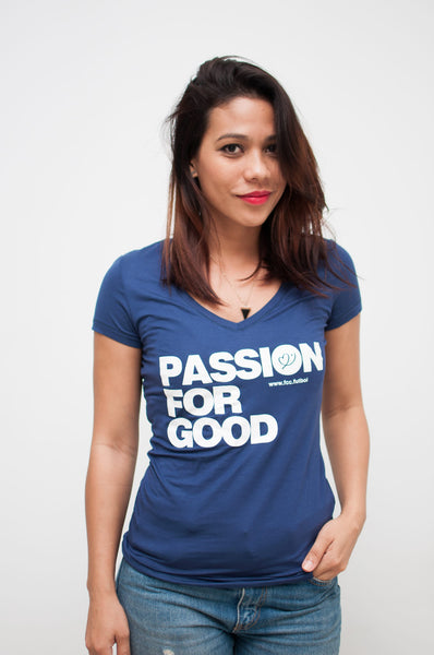 "Camiseta FCC ""Passion For Good"" (Mujer)"