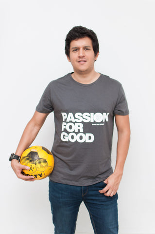 "Camiseta FCC ""Passion For Good"" (Hombre)"