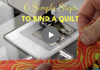 How To Bind a Quilt – 6 Simple Steps