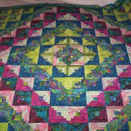 quilt for grand daughter