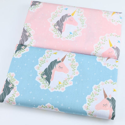 PREMIUM Fabric - Dreamy Unicorns