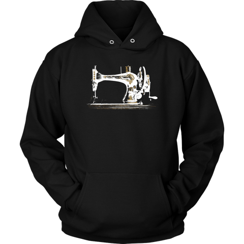 Modern Vintage Sewing Machine Apparel