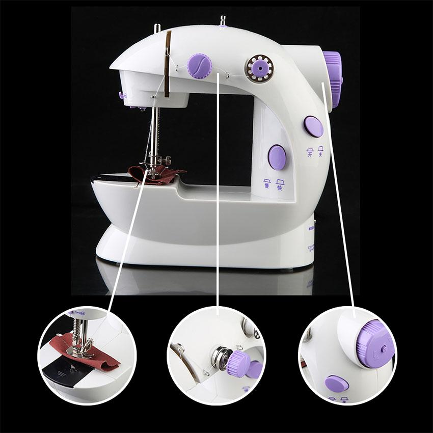 Electric MiniSewing Machine Quilters Mart Extraordinary Mini Sewing Machine