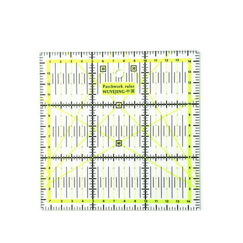 Quilting Ruler Centimeters