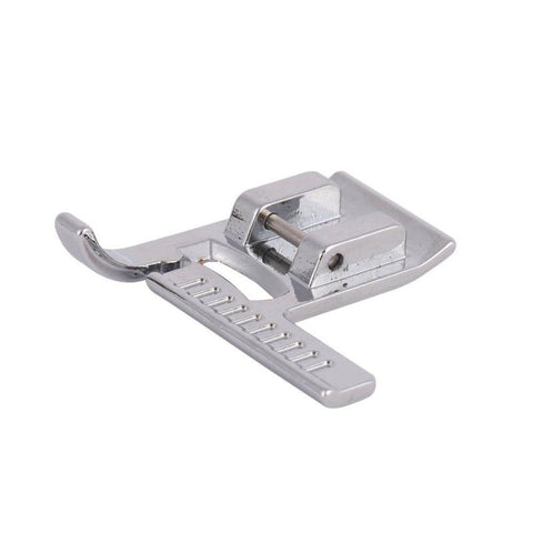 Presser Foot with Ruler Measurement