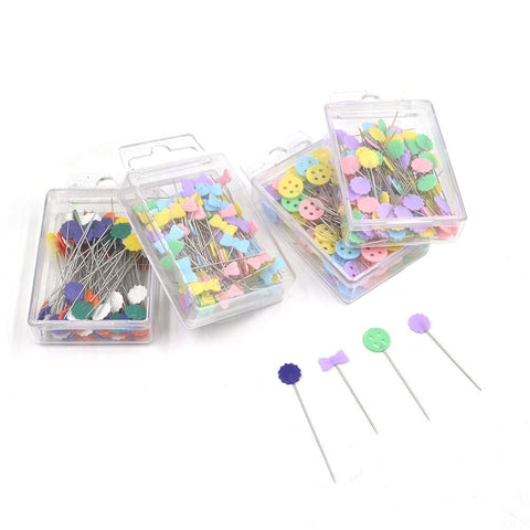 100 Stainless Steel Quilting Pins