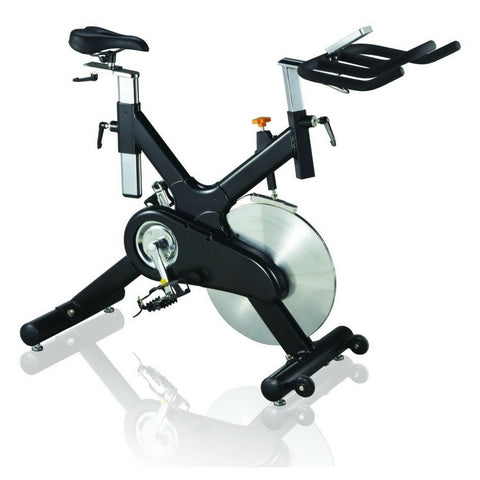 AsVIVA - Heimtrainer, Indoor Cycle, Speedbike, S10