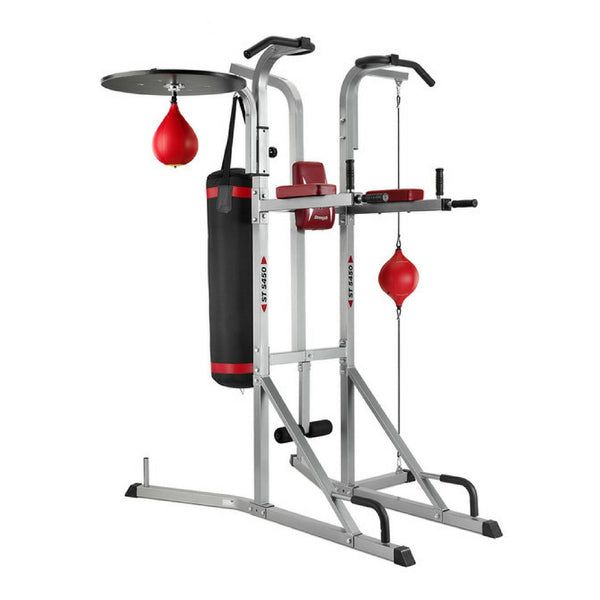 BH Fitness - Kraftstation, Boxstation, Multitower mit Boxsack G545