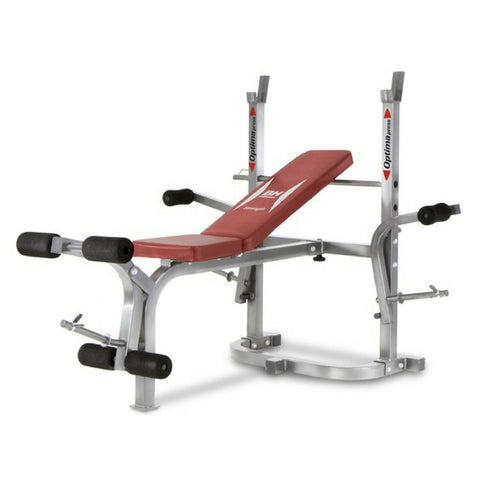 BH Fitness - Hantelbank Optima Flex G325