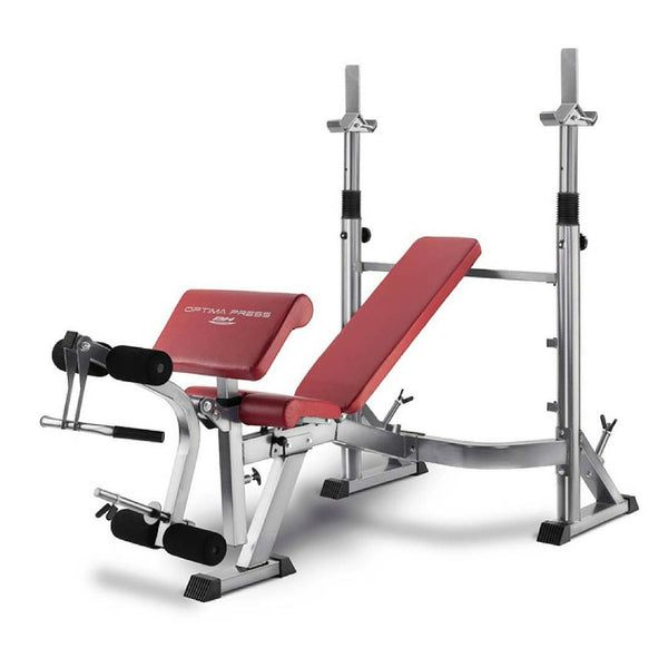 BH Fitness - Hantelbank Optima Press G330