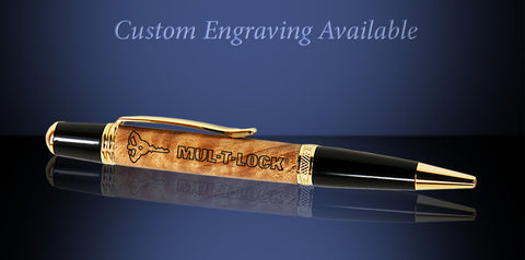 Contact us about custom engraving!