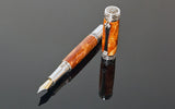 Custom Handcrafted Fountain Pen