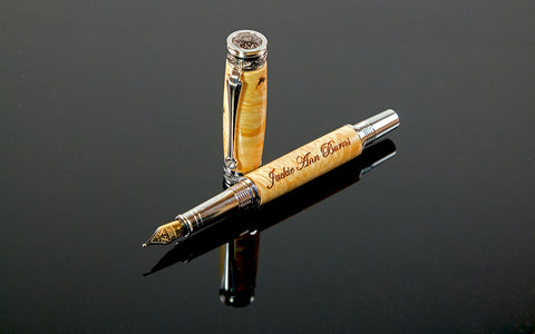 Custom Engraved Fountain Pen