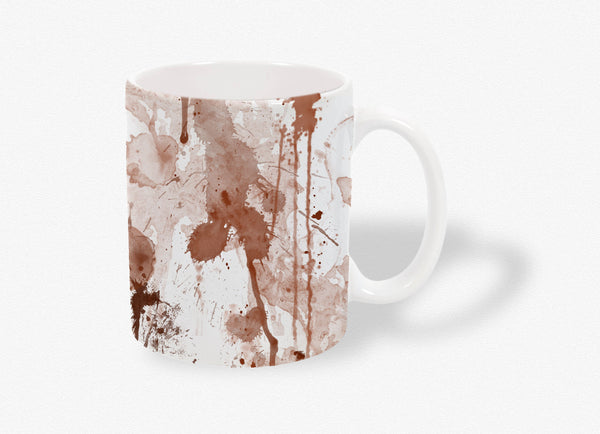 The Pit Bull – 11oz. Distressed Coffee Mug