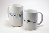 Coffee Mug - Sweethearts Personalized