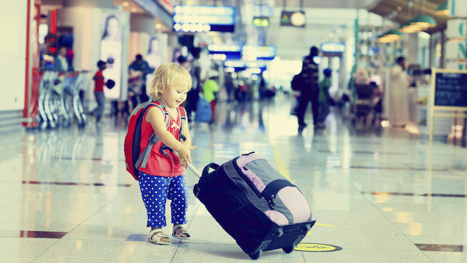 Top Five Mom Tips For Potty Training During Holiday Travel. Some Might Surprise You!