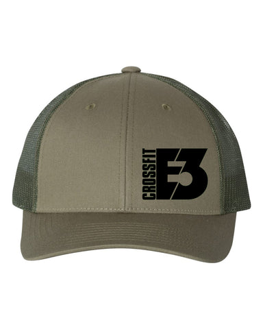 Low Profile Trucker Cap in Loden (115)