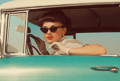 Trend Watch: Fifties Sunglasses