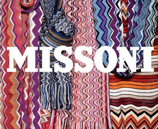 Missoni Scarves: A Cool Weather Go-To