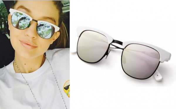 Summer Trend: Mirror Sunglasses
