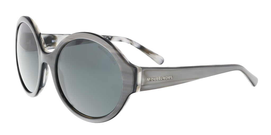 Michael Kors  Grey Marble Round Sunglasses