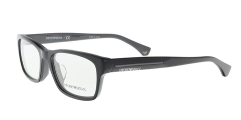 Balenciaga BA5025/V 022 White/Crystal Rectangular prescription-eyewear-frames