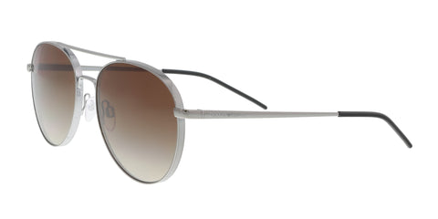 Michael Kors MK2035 321187 SEASIDE GETAWAY Grey Marble Round Sunglasses