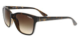 Vogue  Havana Square Sunglasses