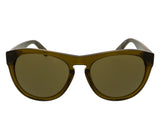 Karl Lagerfeld KL845/S 113 Brown  Rectangle Sunglasses