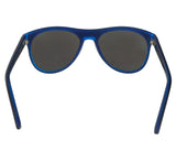 Lacoste L782S 006 Black/Blue Wayfarer Sunglasses