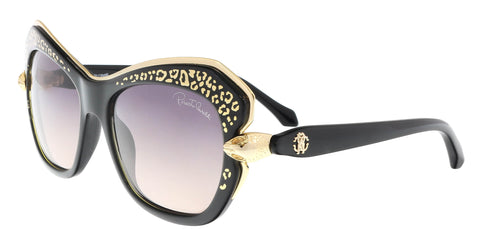 Prada PR66TS 2AU3D0 Havana Cat eye Sunglasses